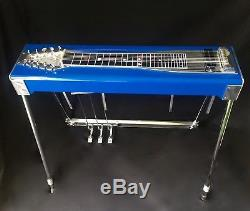 New Jackson Pro V Pedal Steel Guitar with Hard Case