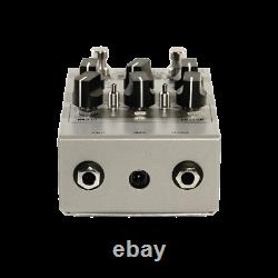 New Vertex Steel String Supreme SSS Overdrive Guitar Effects Pedal