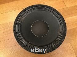 Peavey 1201-8 Pedal Lap Steel 12 Guitar Speaker With Neodymium Magnet 8 Ohm