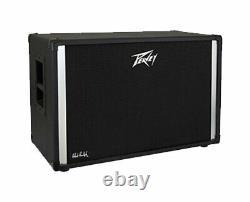 Peavey 212-RR Guitar Enclosure 2x12 Pedal Steel Cabinet B-Stock