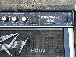 Peavey Guitar Amp Jazz Classic 400 Nashville Pedal Steel Guitar Fiddle Amp