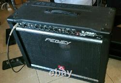 Peavey Nashville 1000 115 Pedal Steel Guitar Amp WithFootswitch
