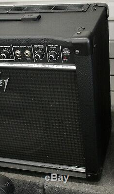 Peavey Nashville 112 Pedal Steel Guitar Amp/Amplifier, 80W, NewithOld Stock