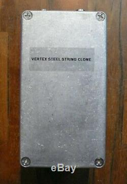 Pedal PCB Steel String Stinger Vertex Dumble Clone Alchemy Audio Guitar Pedal