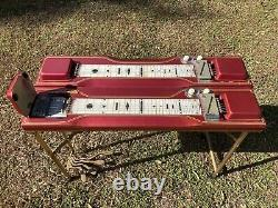 Pedal Steel Guitar, 1950s Harlin Brothers