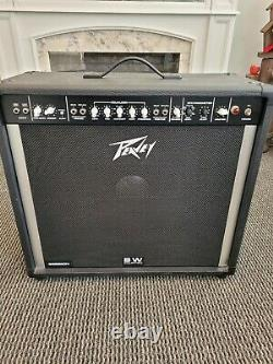 Pedal Steel Guitar Amplifier, Peavey Sessions 115 BW Speake Excellent Condition
