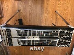 Pedal Steel Guitar, Emmons Lashly Legrande, Black, Double neck, 1984, one owner