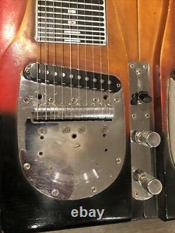Pedal Steel Guitar Fender 2000