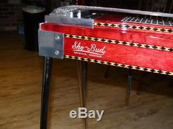 Pedal Steel Guitar Sho Bud Pro 1