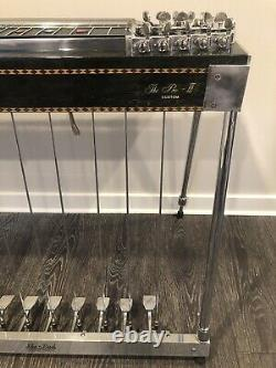 Pedal Steel Guitar Sho Bud Pro III Custom Double Neck