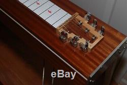 Pedal steel guitar Hudson ST6 2&2 Emmons setup E9th tuning