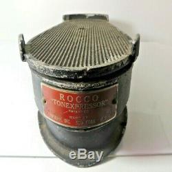 RARE 1930's Rocco Tonexpressor by Epiphone Steel Guitar Volume/Tone Effect Pedal