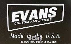 RARE Evans DP2R Dual Channel RACK PREAMP Guitar Pedal Steel FET500 Amplifier AMP