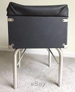 RARE Vintage Sho-Bud Pack-a-Seat Pedal Steel Guitar Storage Bench Stool