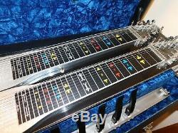 ROYAL PRECISION Mullen D10 8/4 Pedal Steel Guitar