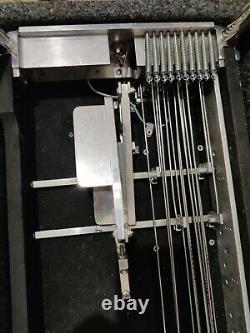 Rain's SD10 3x5 Pedal Steel Guitar