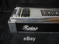 Rains Hartley Pedal Steel Guitar with Case