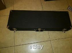 Red Sho Bud Maverick S10 3 Pedal Steel Guitar withCase Good Cond