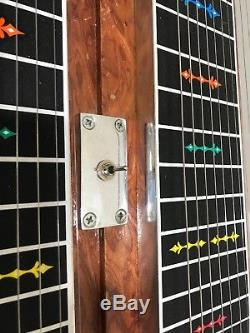 Remington Pedal Steel Guitar SLX Sustain Master Double Neck CUSTOM! Sho-Bud