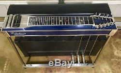 Rittenberry SD10 3x5 Standard Emmons E9 Pedal Steel Guitar AWESOME