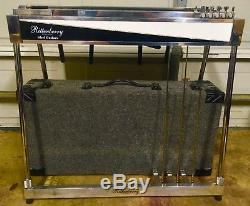 Rittenberry SD10 3x5 Standard Emmons E9 Pedal Steel Guitar with Split Front Apron