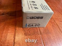 Roland and Boss GA-FC Guitar Effect Pedal(Brand New)