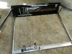 Rus-Ler 10 String Pedal Steel Guitar & Hard Case Needs Love sold as is
