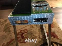 Rus-Ler SD10 3X5 Pedal Steel Guitar withHard Case