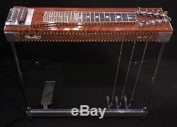 SHO-BUD PRO I S-10 PEDAL STEEL GUITAR 3&2 3 PEDALS 2 KNEE LEVERS with VOLUME PEDAL