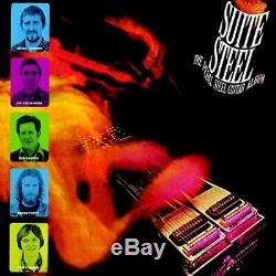 SUITE STEEL Pedal Steel Guitar Album CD BRAND NEWithSTILL SEALED RARE