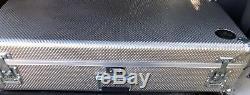 Scott Dixon flight case pedal steel guitar 18 LBS made in England NOS Mullin Msa
