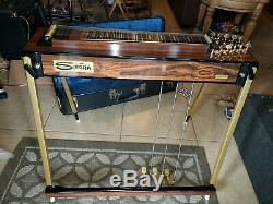 Seirra Olympic 3X3 S10 Pedal Steel Guitar