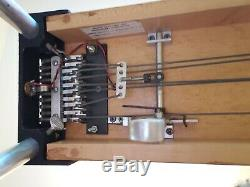 Sho Bud 3X1 Pedal Steel Guitar with Case Very Good Cond