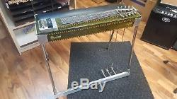 Sho Bud LDG 3x4 E9 Pedal Steel Guitar with Case
