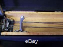 Sho Bud Maverick E9 Pedal Steel Guitar with Peavey Amp & Case