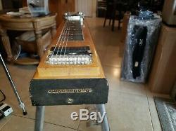 Sho Bud Maverick Maple 3X1 Pedal Steel Guitar withSoft Case