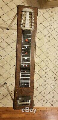 Sho-Bud Maverick Pedal Steel Guitar