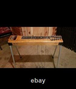 Sho Bud Maverick Pedal Steel Guitar Early Birdseye Maple