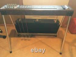 Sho-Bud Maverick S-10 Pedal Steel Guitar, Vintage 1970s, Very Cool