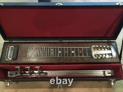 Sho-Bud Maverick S-10 Pedal Steel Guitar, Vintage 1970s, Very Cool