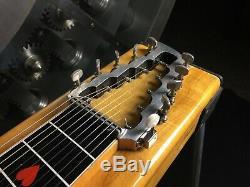 Sho-Bud Maverick Vintage Pedal Steel Guitar Made in Nashville with Case