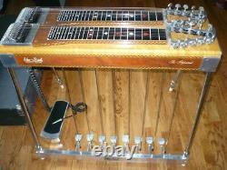 Sho-Bud Pedal Steel Guitar