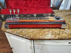 Sho Bud Pedal Steel Guitar 1970s Vintage