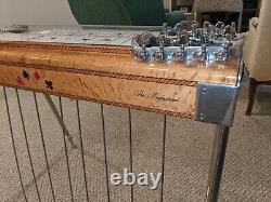 Sho Bud Pedal Steel Guitar D10 Completely new mechanics