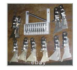 Sho-Bud Pedal Steel Guitar Neck Insert KIT for 6164 Pro III 10 String