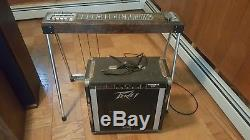 Sho Bud Pedal Steel Guitar with Peavey Nashville 400 Amplifier- Used package