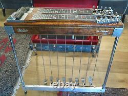 Sho Bud Pro II Custom Double Neck Pedal Steel Guitar