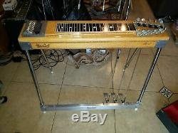 Sho Bud Pro1 3X2 Pedal Steel Guitar Easy Project