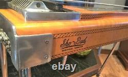 Sho Bud Vintage pedal steel guitar
