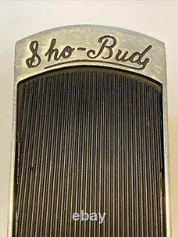 Sho-Bud Volume Pedal Steel Guitar Shobud Sho Bud Jerry Byrd Lowell Keisell